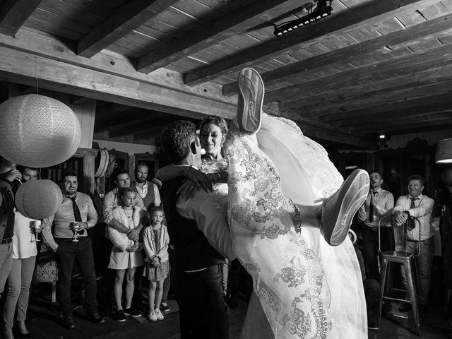 Le mariage de Laurent et Anaïs  à La Clusaz, Haute-Savoie 88