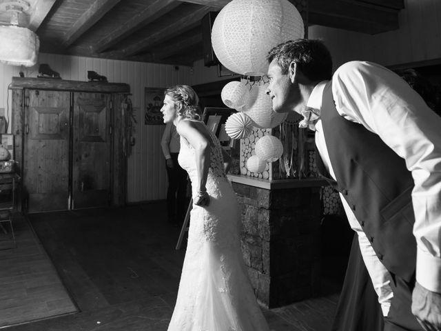 Le mariage de Laurent et Anaïs  à La Clusaz, Haute-Savoie 90