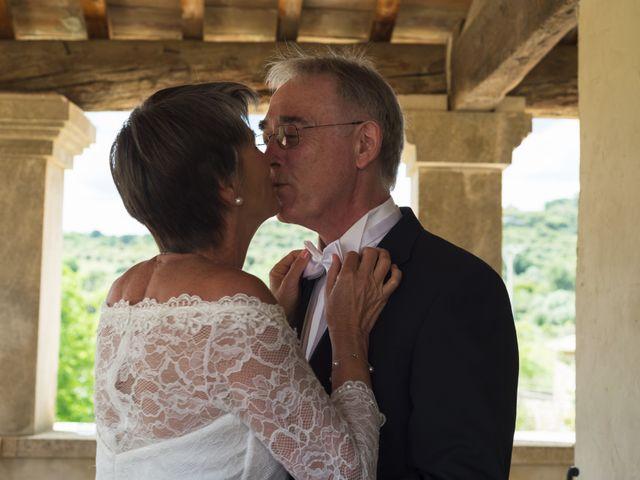 Le mariage de Mike et Pia à Sernhac, Gard 6