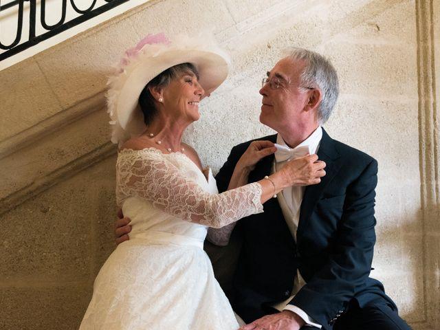 Le mariage de Mike et Pia à Sernhac, Gard 7