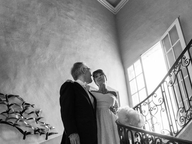 Le mariage de Mike et Pia à Sernhac, Gard 10