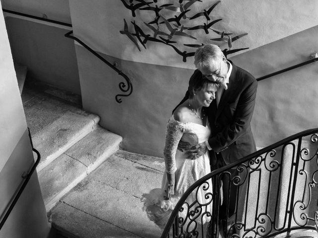 Le mariage de Mike et Pia à Sernhac, Gard 1