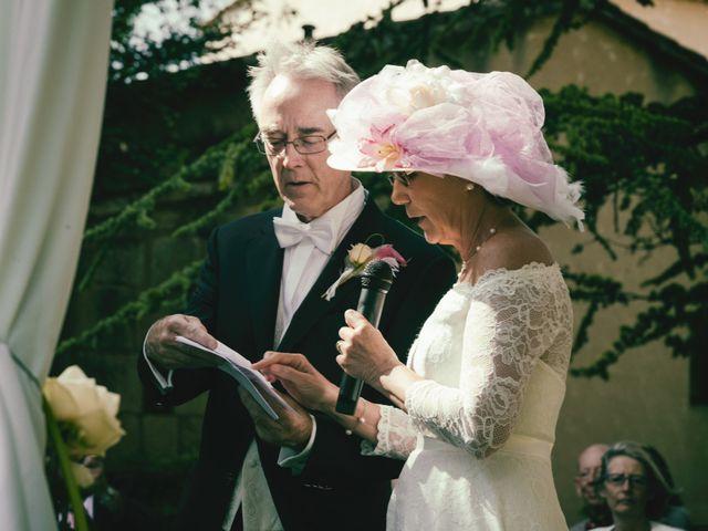 Le mariage de Mike et Pia à Sernhac, Gard 18