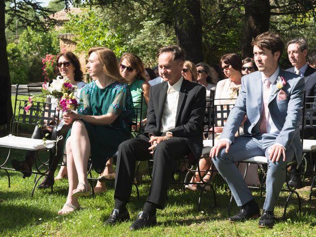 Le mariage de Mike et Pia à Sernhac, Gard 19