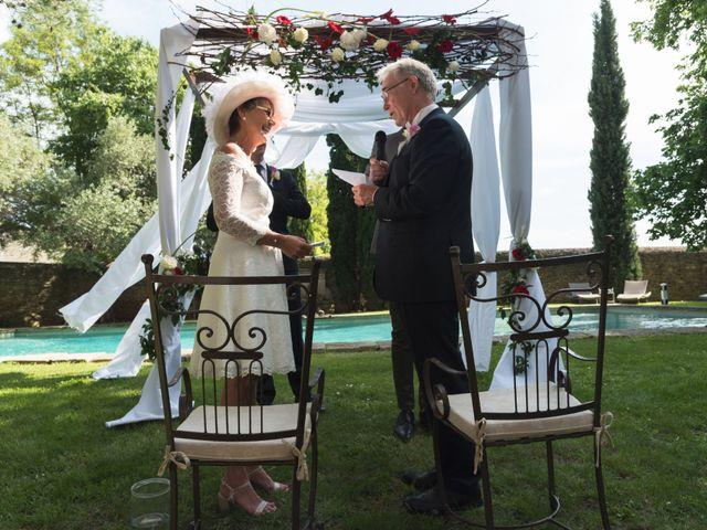 Le mariage de Mike et Pia à Sernhac, Gard 20