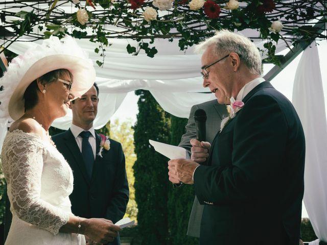 Le mariage de Mike et Pia à Sernhac, Gard 21