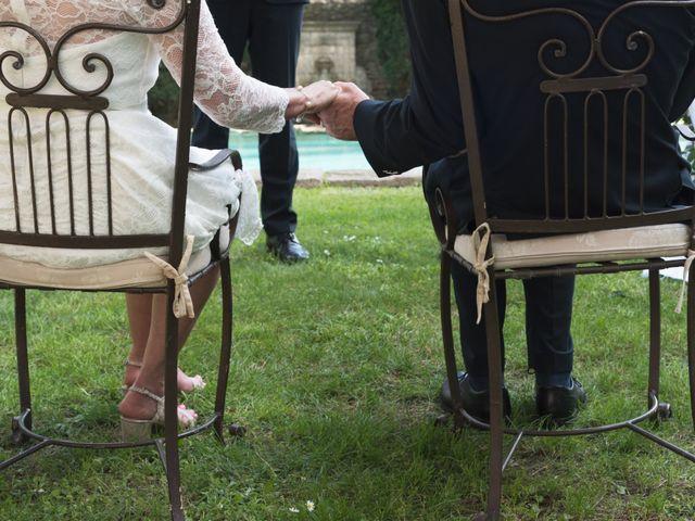 Le mariage de Mike et Pia à Sernhac, Gard 22