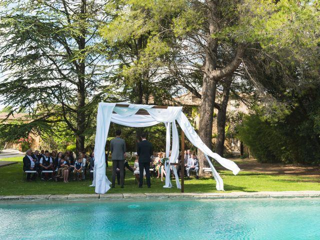 Le mariage de Mike et Pia à Sernhac, Gard 26