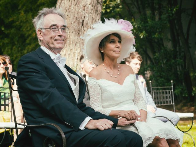 Le mariage de Mike et Pia à Sernhac, Gard 28
