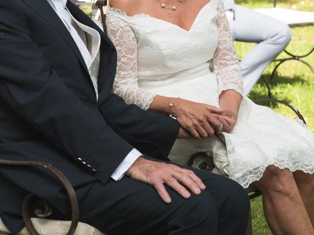 Le mariage de Mike et Pia à Sernhac, Gard 30