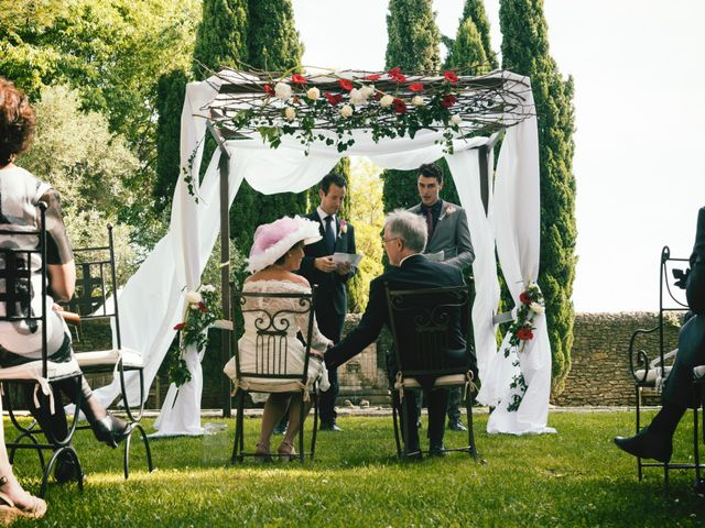Le mariage de Mike et Pia à Sernhac, Gard 32
