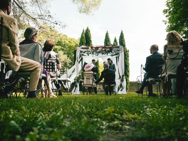 Le mariage de Mike et Pia à Sernhac, Gard 33