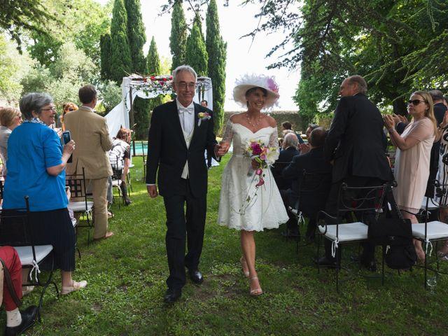 Le mariage de Mike et Pia à Sernhac, Gard 36