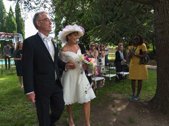 Le mariage de Mike et Pia à Sernhac, Gard 37