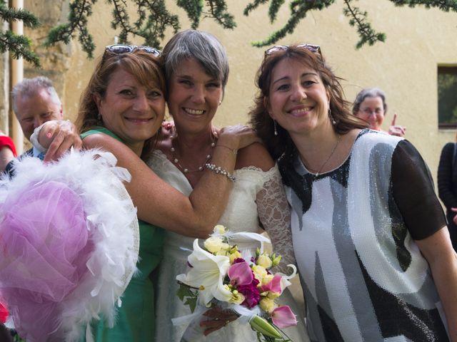 Le mariage de Mike et Pia à Sernhac, Gard 38