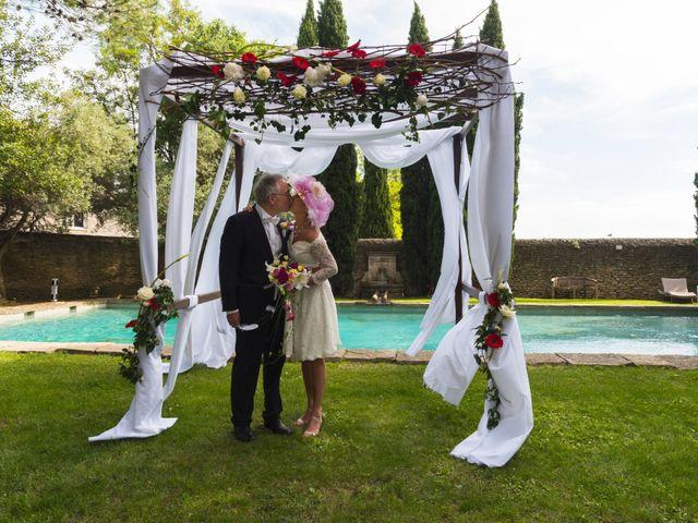 Le mariage de Mike et Pia à Sernhac, Gard 40