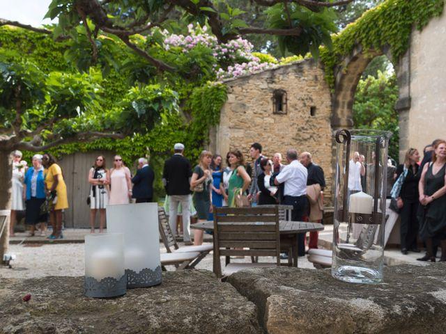 Le mariage de Mike et Pia à Sernhac, Gard 44