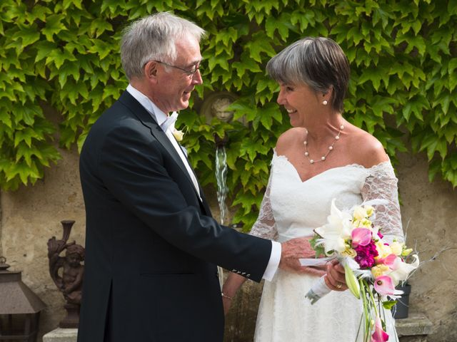 Le mariage de Mike et Pia à Sernhac, Gard 46