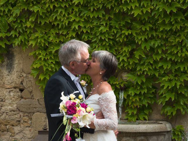 Le mariage de Mike et Pia à Sernhac, Gard 47