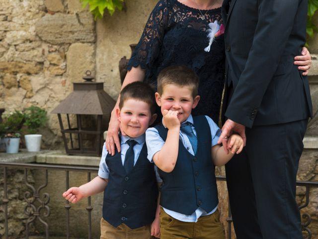 Le mariage de Mike et Pia à Sernhac, Gard 48