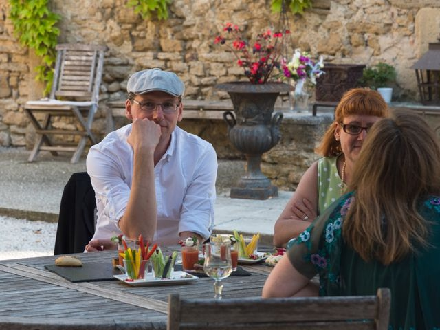 Le mariage de Mike et Pia à Sernhac, Gard 52