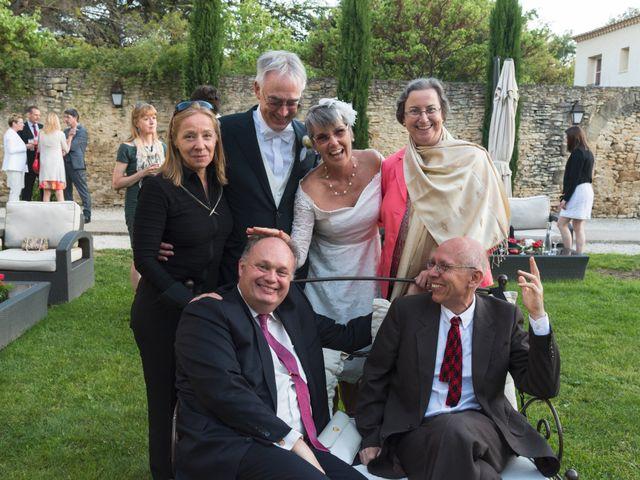 Le mariage de Mike et Pia à Sernhac, Gard 55