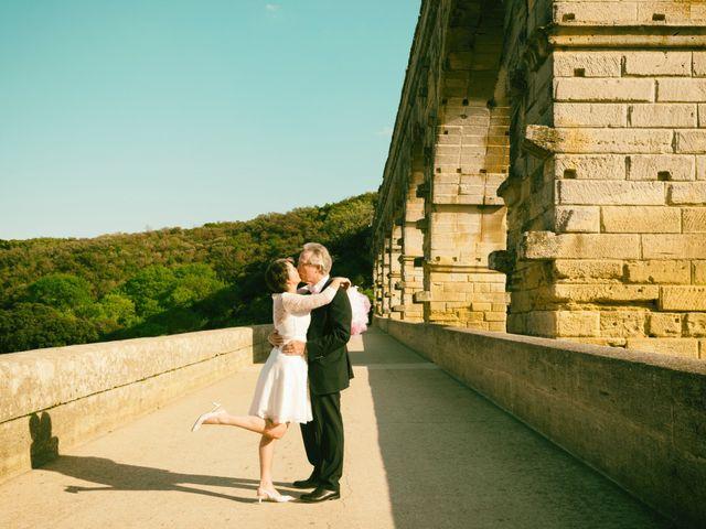 Le mariage de Mike et Pia à Sernhac, Gard 56