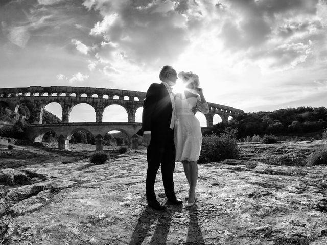 Le mariage de Mike et Pia à Sernhac, Gard 57