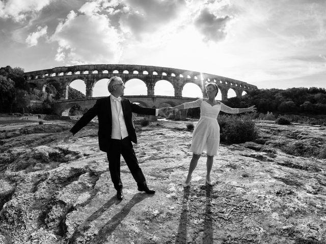 Le mariage de Mike et Pia à Sernhac, Gard 59
