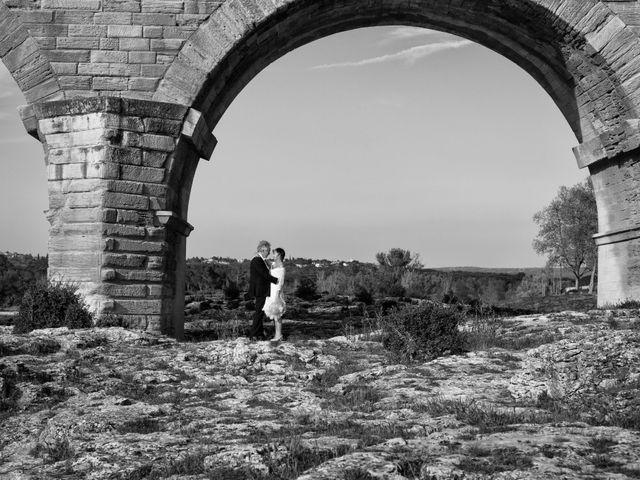 Le mariage de Mike et Pia à Sernhac, Gard 60