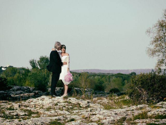 Le mariage de Mike et Pia à Sernhac, Gard 61