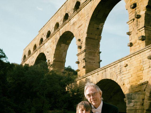 Le mariage de Mike et Pia à Sernhac, Gard 63