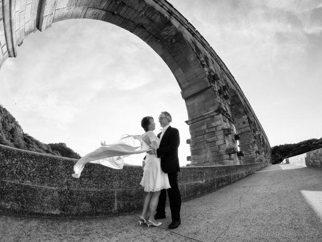 Le mariage de Mike et Pia à Sernhac, Gard 64