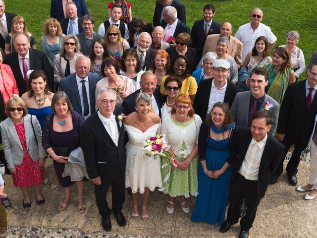 Le mariage de Mike et Pia à Sernhac, Gard 65