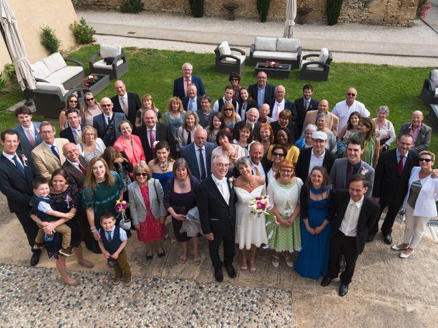 Le mariage de Mike et Pia à Sernhac, Gard 66