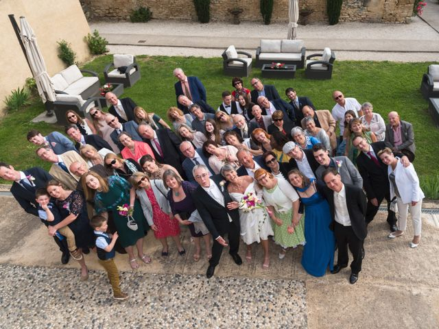 Le mariage de Mike et Pia à Sernhac, Gard 68