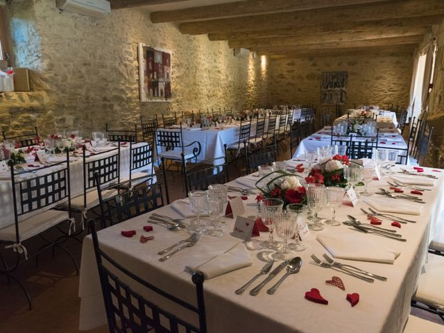 Le mariage de Mike et Pia à Sernhac, Gard 71