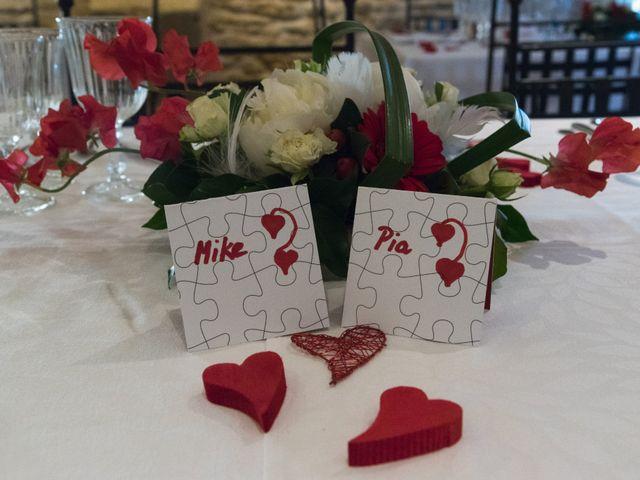 Le mariage de Mike et Pia à Sernhac, Gard 72