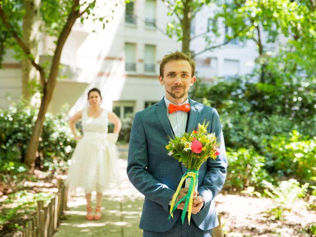 Le mariage de Thomas et Mandy à Courbevoie, Hauts-de-Seine 8