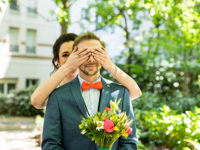 Le mariage de Thomas et Mandy à Courbevoie, Hauts-de-Seine 9