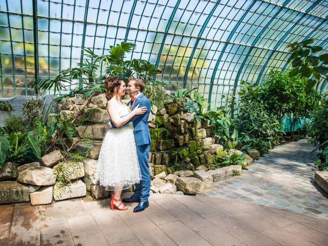 Le mariage de Thomas et Mandy à Courbevoie, Hauts-de-Seine 12