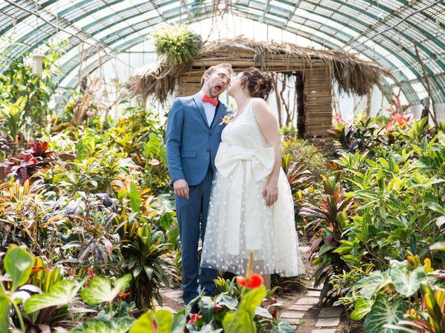 Le mariage de Thomas et Mandy à Courbevoie, Hauts-de-Seine 13