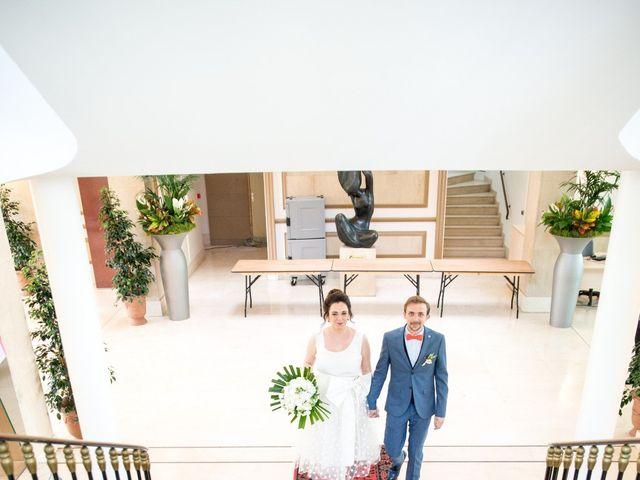 Le mariage de Thomas et Mandy à Courbevoie, Hauts-de-Seine 16