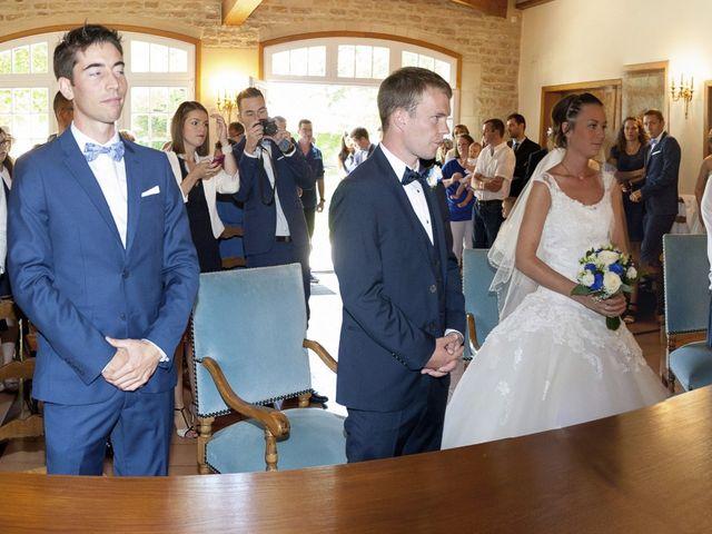 Le mariage de Pierre et Isaline à Bayeux, Calvados 7