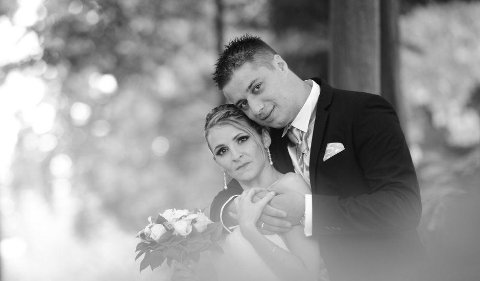 Le mariage de Eventhia et Matthieu à La Couture-Boussey, Eure