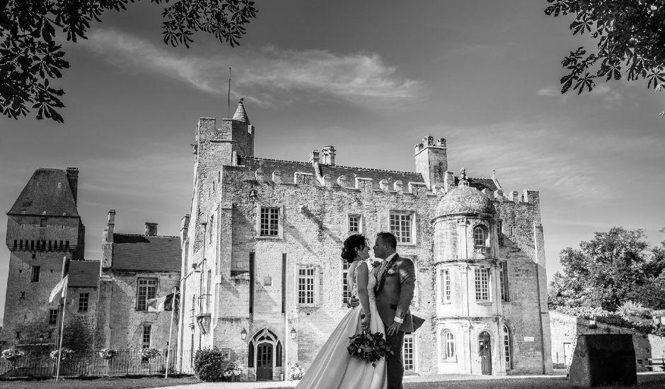Le mariage de Fierville et Séverine  à Martragny, Calvados