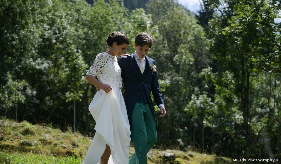 Le mariage de Martin et Sixtine à Chamonix-Mont-Blanc, Haute-Savoie