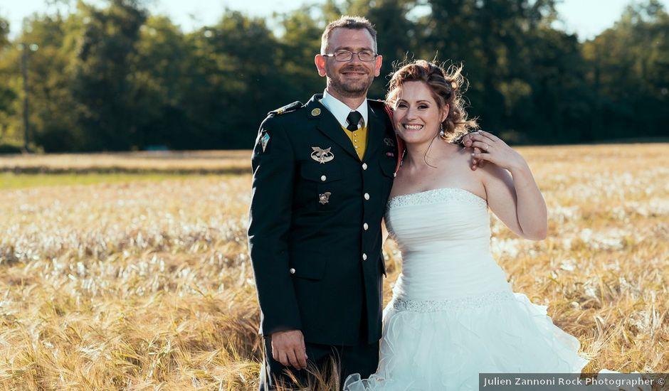 Le mariage de Eric et Carla à Rumilly, Haute-Savoie