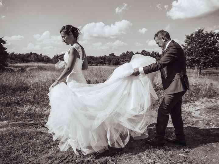 Le mariage de Olivia et Yannick