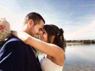 Le mariage de Myriam et Cédric